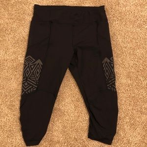 Lululemon Fast and Free legging.